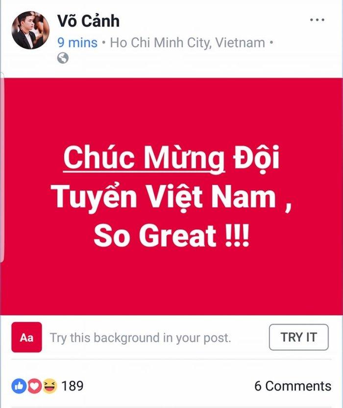 Ho Ngoc Ha, Pham Huong vo oa truoc chien thang lich su cua doi tuyen U23 Viet Nam hinh anh 5