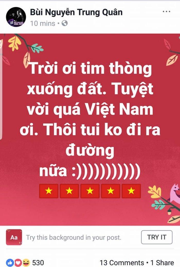 Ho Ngoc Ha, Pham Huong vo oa truoc chien thang lich su cua doi tuyen U23 Viet Nam hinh anh 6