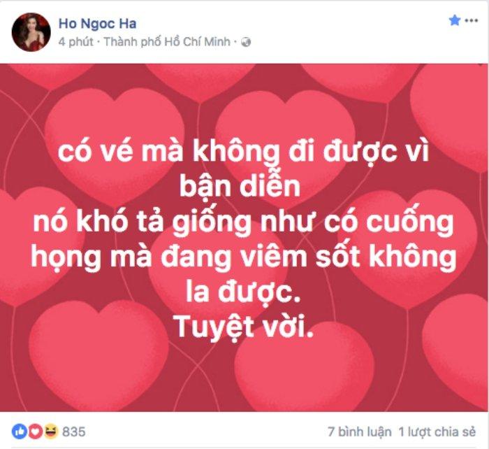 Ho Ngoc Ha, Pham Huong vo oa truoc chien thang lich su cua doi tuyen U23 Viet Nam hinh anh 1