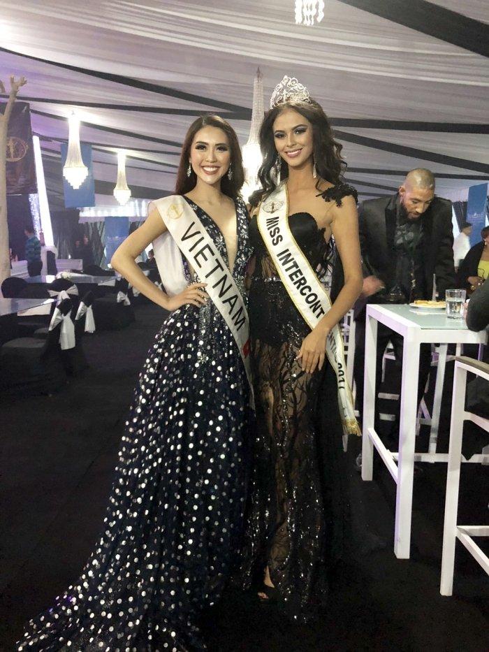 Tuong Linh doat giai 'Hoa hau duoc yeu thich nhat' tai Miss Intercontinental 2017 hinh anh 10
