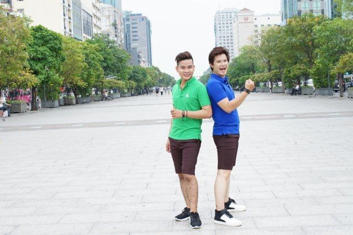 Nhom Vmusic co vu het minh cho doi tuyen bong da U23 Viet Nam hinh anh 6