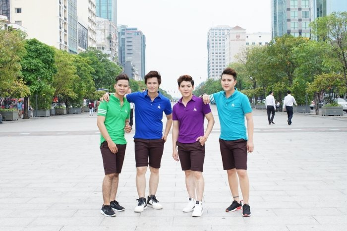 Nhom Vmusic co vu het minh cho doi tuyen bong da U23 Viet Nam hinh anh 8