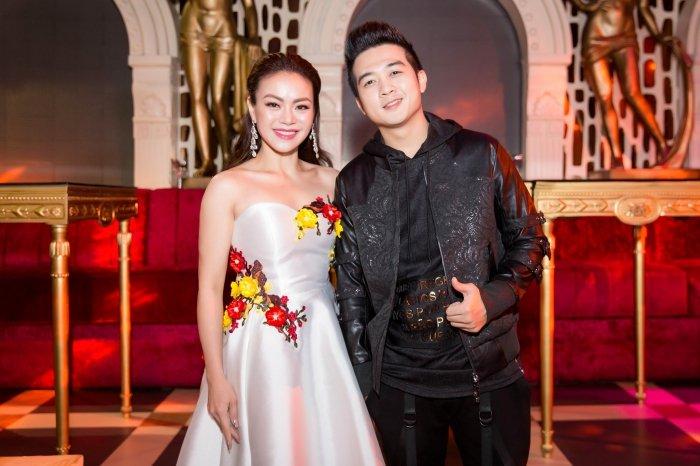 Con trai Le Giang - Duy Phuong lan dau hop tac lam phim ca nhac cung Vu Duy Khanh hinh anh 9
