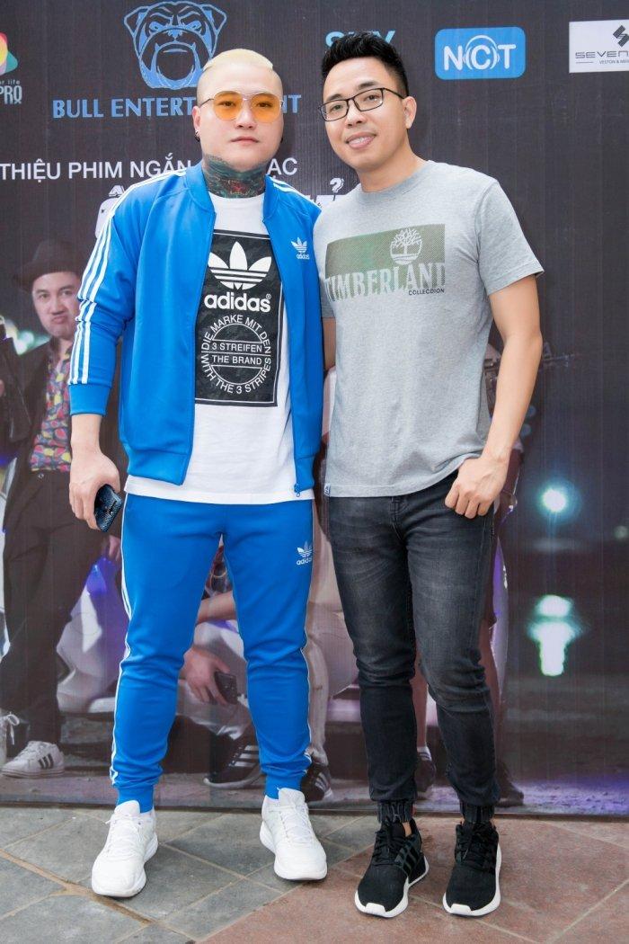 Con trai Le Giang - Duy Phuong lan dau hop tac lam phim ca nhac cung Vu Duy Khanh hinh anh 1