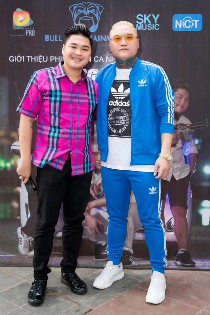 Con trai Le Giang - Duy Phuong lan dau hop tac lam phim ca nhac cung Vu Duy Khanh hinh anh 4
