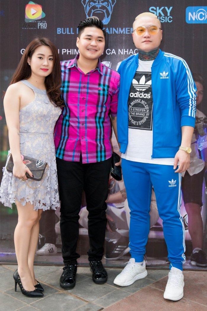 Con trai Le Giang - Duy Phuong lan dau hop tac lam phim ca nhac cung Vu Duy Khanh hinh anh 3