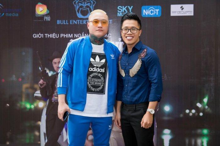 Con trai Le Giang - Duy Phuong lan dau hop tac lam phim ca nhac cung Vu Duy Khanh hinh anh 8