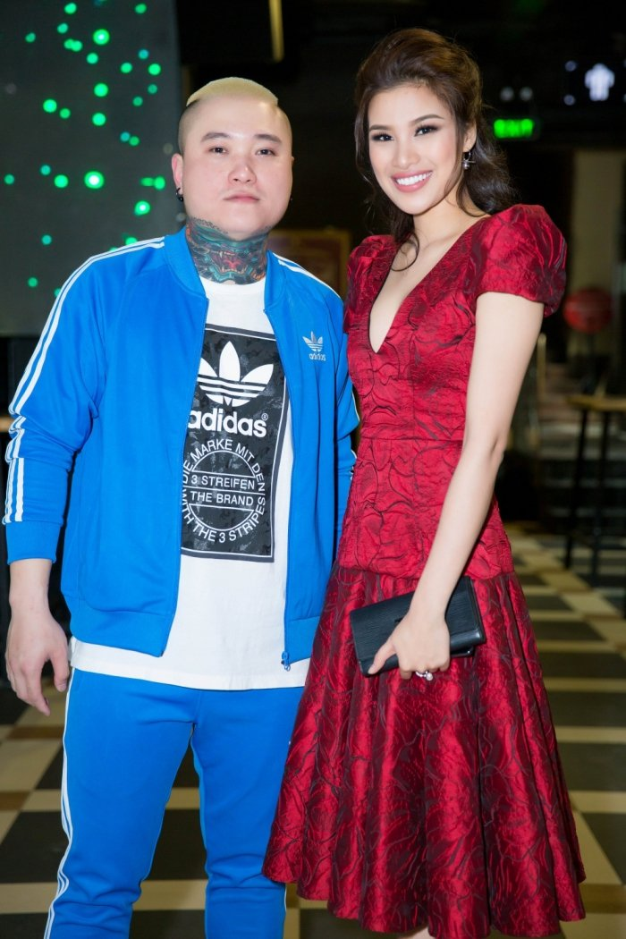 Con trai Le Giang - Duy Phuong lan dau hop tac lam phim ca nhac cung Vu Duy Khanh hinh anh 7