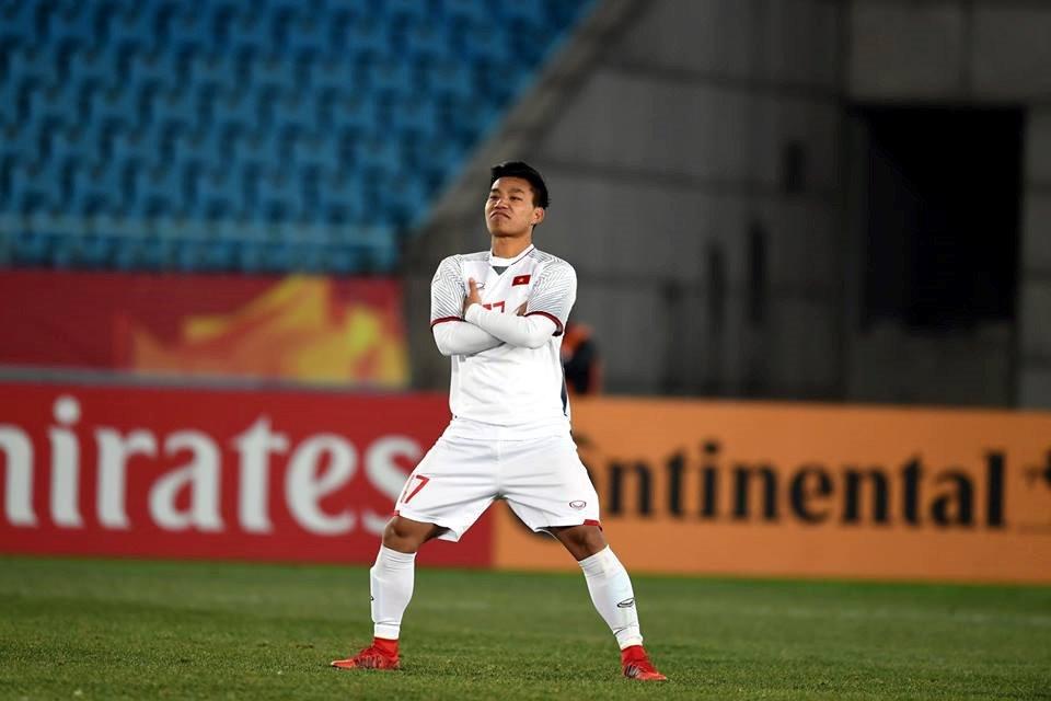 Rocker Nguyen, Jay Quan 'do guc' truoc dang dung cua tuyen thu U23 Van Thanh hinh anh 2