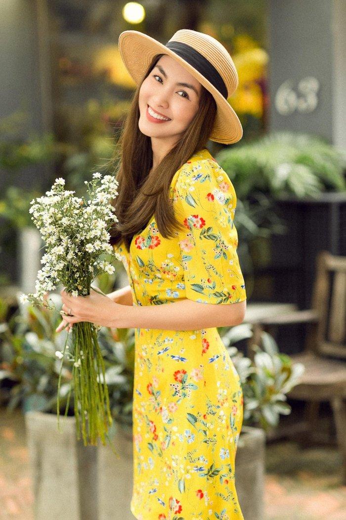 Gai hai con Tang Thanh Ha khoe nhan sac quyen ru khong the roi mat hinh anh 1