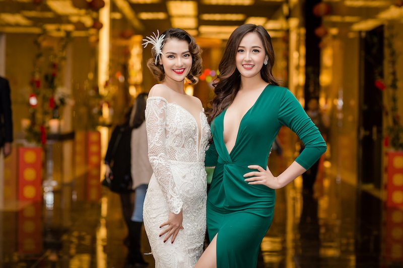 Mai Phuong Thuy 'quen' noi y khoe nguc day, do sac dan my nhan sexy hinh anh 7