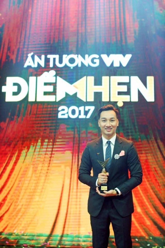 MC Thanh Trungmong moi co con voi vo tiep vien hang khong xinh dep hinh anh 1