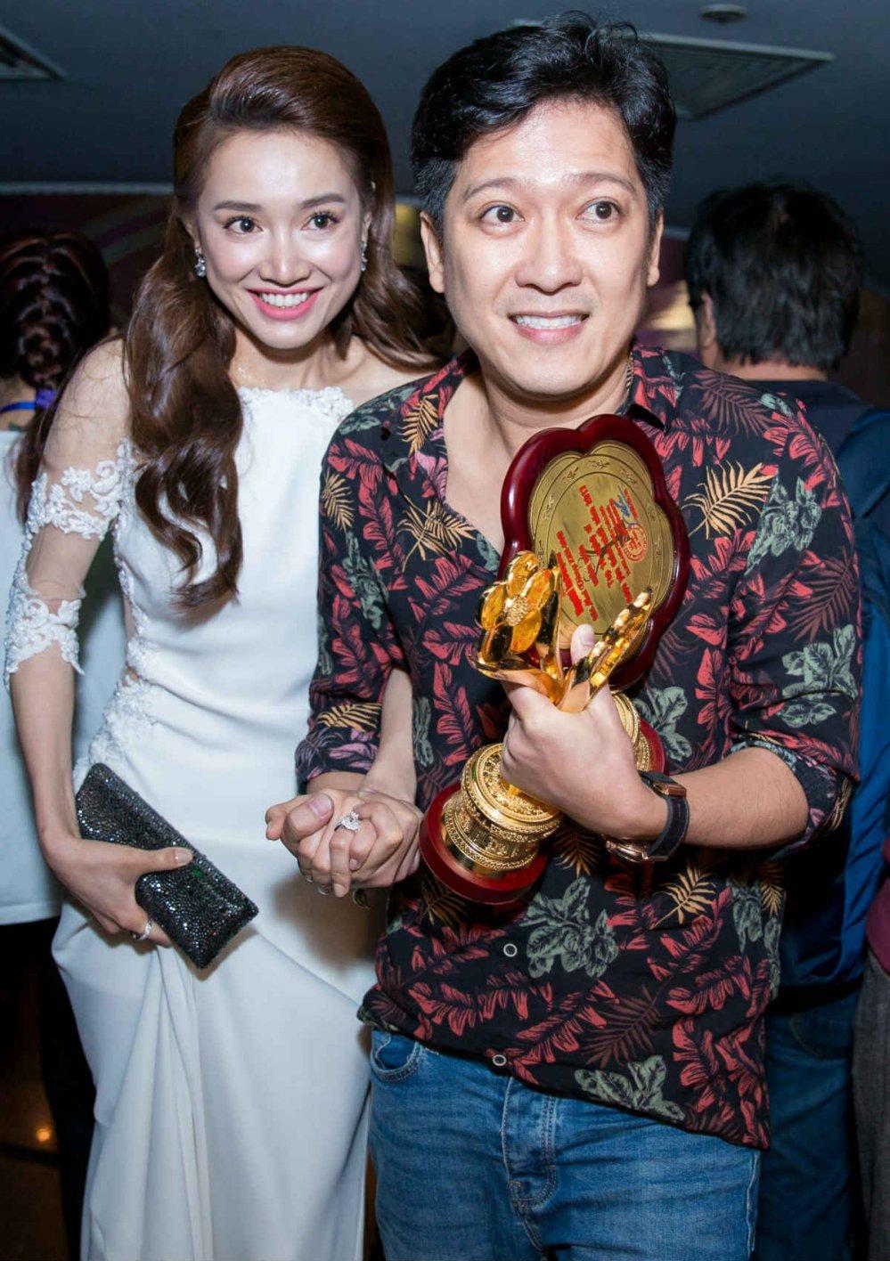 Truong Giang bi to loi dung viec cau hon Nha Phuong lam chieu tro PR phim hinh anh 1