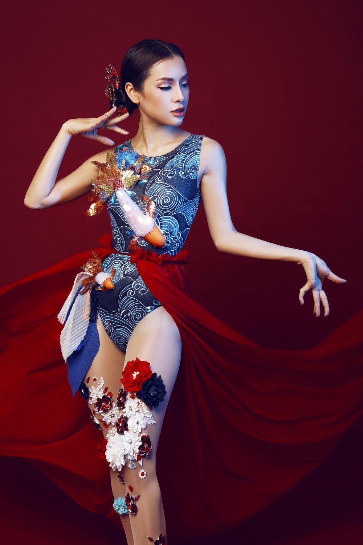 Phuong Trinh Jolie xuc dong ke ve cai Tet buon tui nhat cuoc doi hinh anh 5