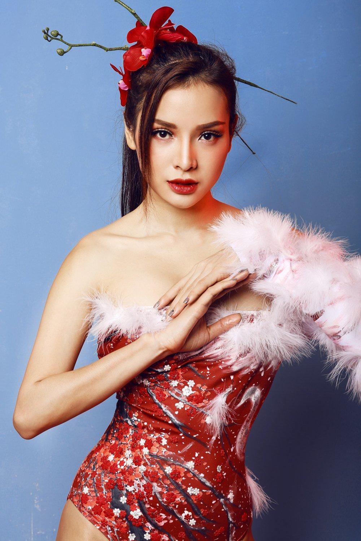 Phuong Trinh Jolie xuc dong ke ve cai Tet buon tui nhat cuoc doi hinh anh 10
