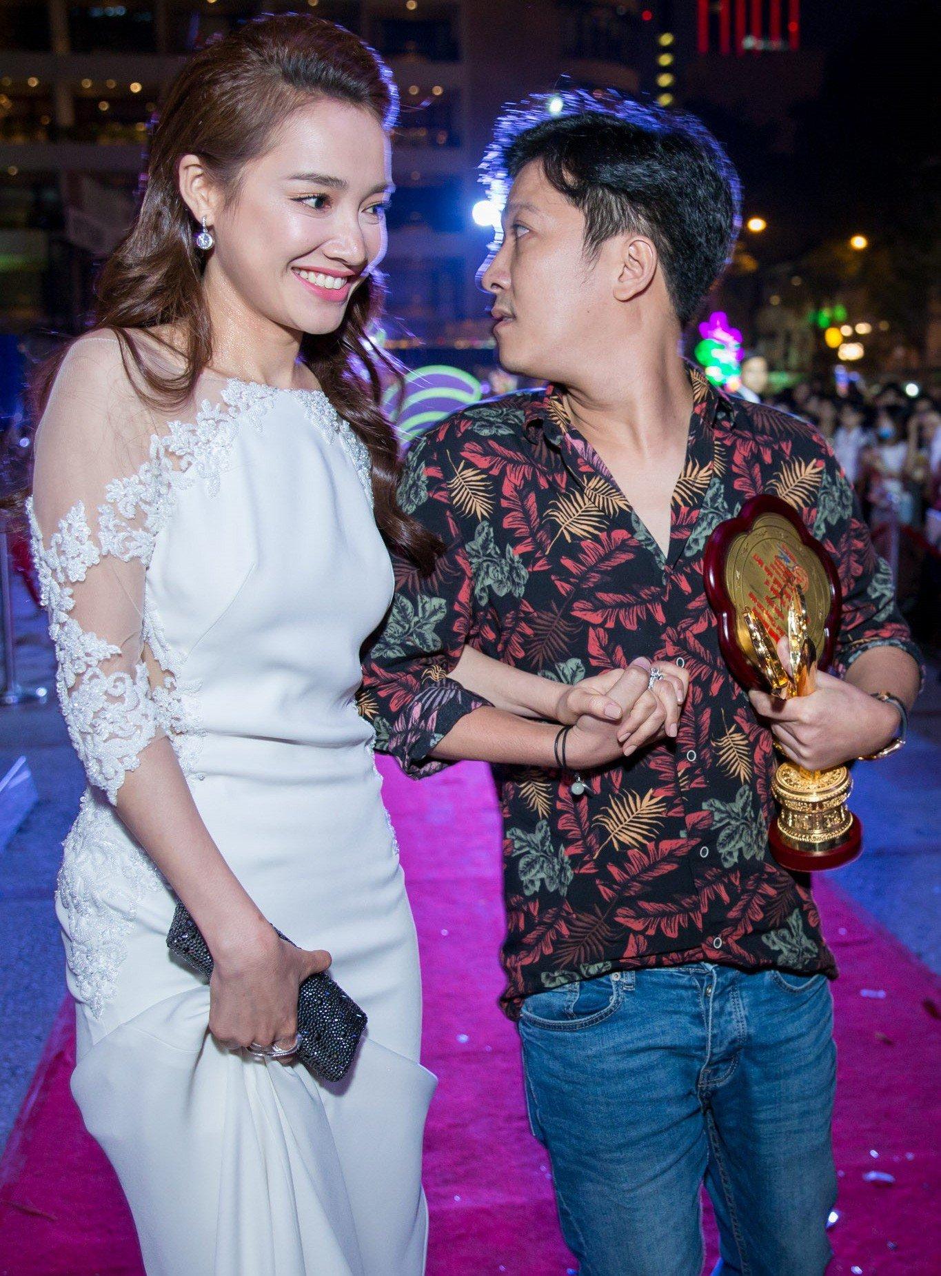 Ro tin don chia tay Truong Giang de hen ho Nhan Phuc Vinh, Nha Phuong noi gi? hinh anh 3