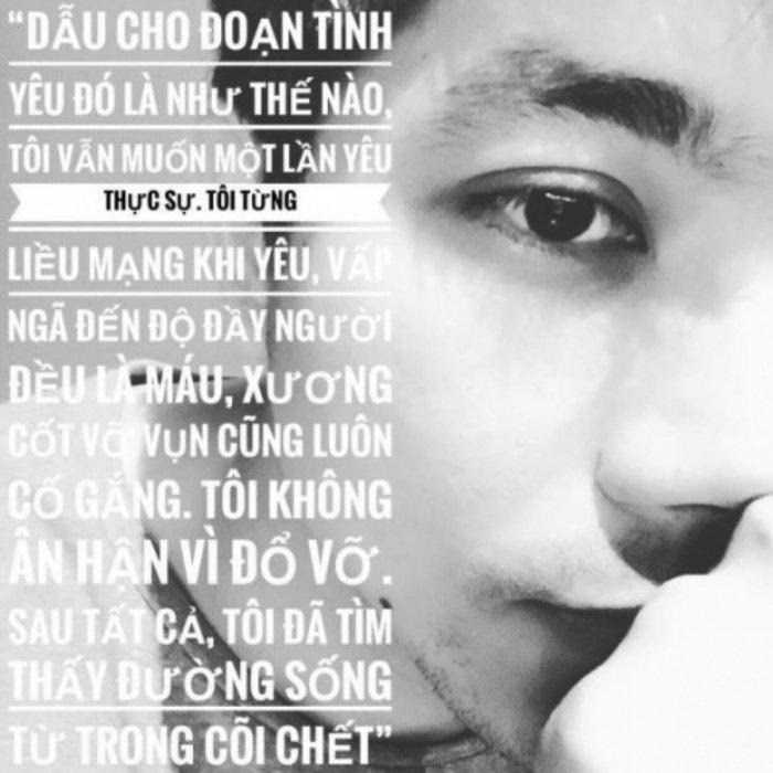 Tim up mo chuyen hon nhan: 'Toi khong an han vi do vo' hinh anh 1