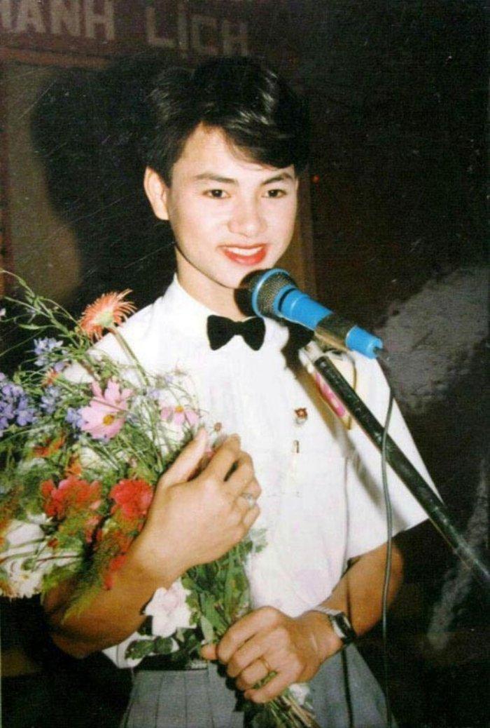 Khong the nhan ra Xuan Bac, Son Tung M-TP cung loat sao Viet thuo be hinh anh 9