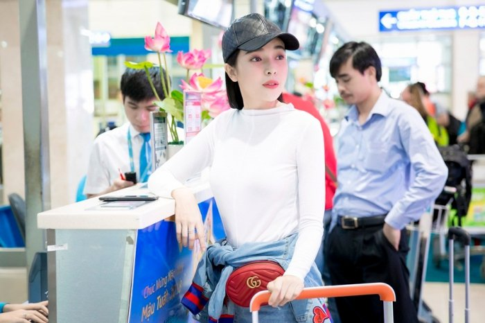 Cao Thai Ha: 'Toi tron chay su that bo mat bang cach lao vao cong viec' hinh anh 5