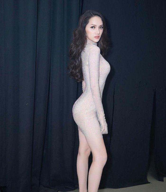 Huong Giang Idol 'lan at' dan my nhan chuyen gioi nho tao dang qua cao tay hinh anh 9