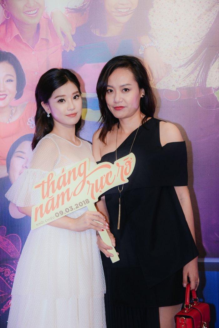 Thanh Hang dien vay nua ty dong, lan at loat my nhan sexy tren tham do hinh anh 4