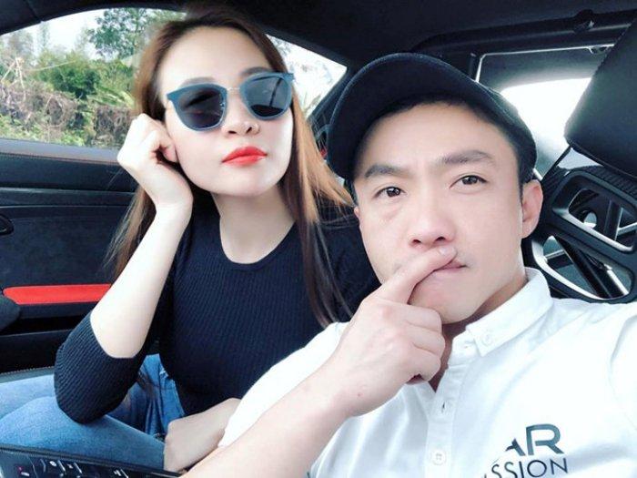 Khong con up mo, Cuong Do la lien tuc dang anh tinh tu ben Dam Thu Trang hinh anh 6
