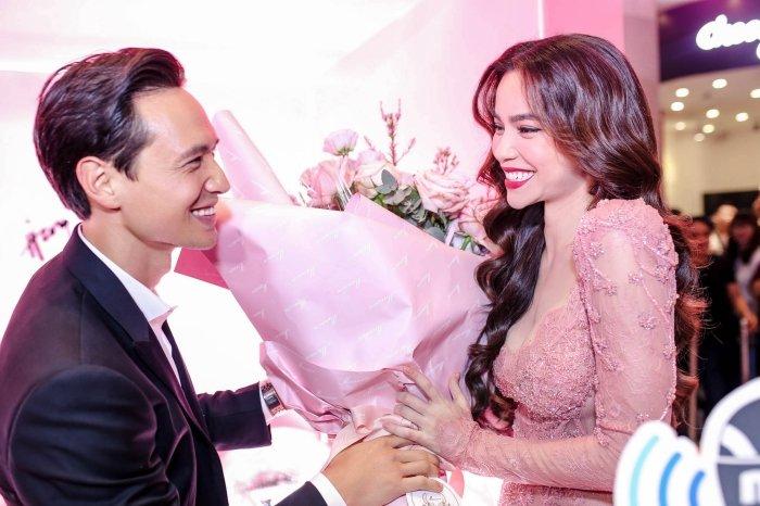 Ho Ngoc Ha khong ngai hon Tran Thanh truoc mat Kim Ly hinh anh 5