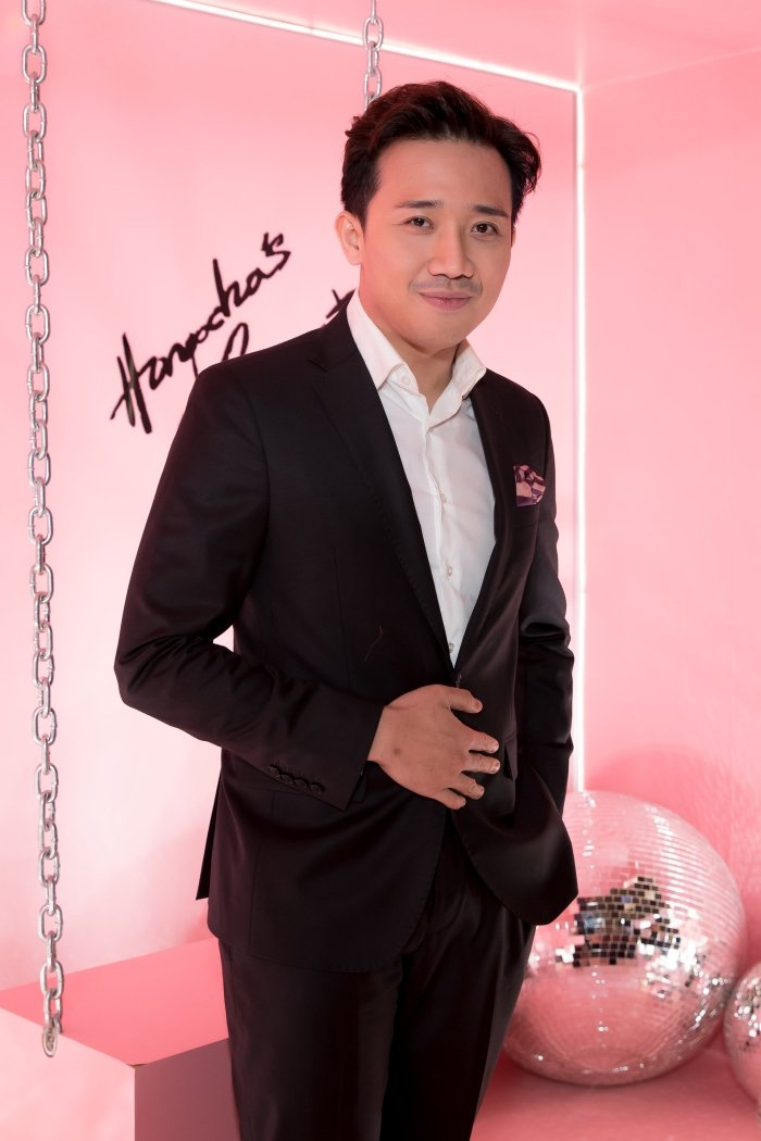 Ho Ngoc Ha khong ngai hon Tran Thanh truoc mat Kim Ly hinh anh 14