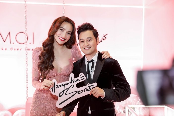Ho Ngoc Ha khong ngai hon Tran Thanh truoc mat Kim Ly hinh anh 10