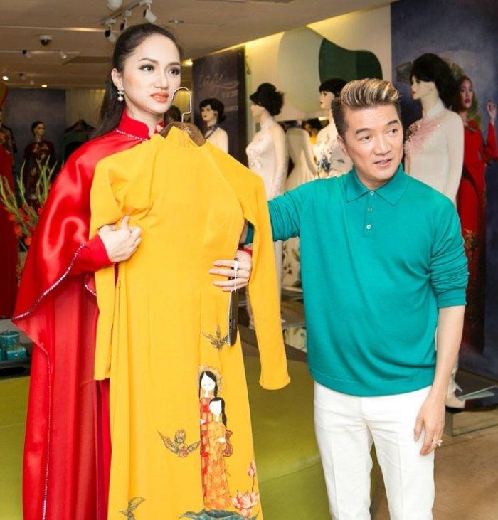 Huong Giang gui Mr. Dam sau dang quang: 'Anh yen tam, em y chang, khong thay doi gi dau' hinh anh 2