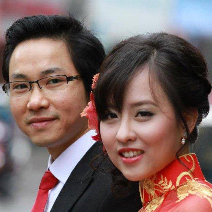 It ai biet, Hoa hau Huong Giang con co chi gai ruot xinh dep chang kem canh hinh anh 5