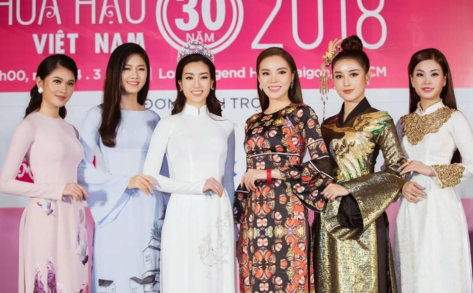 BTC Hoa hau Viet Nam giai thich ly do to chuc qua sat voi Miss World hinh anh 1