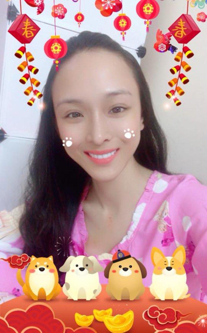 Sau 9 thang tai ngoai, Hoa hau Truong Ho Phuong Nga gio the nao? hinh anh 1