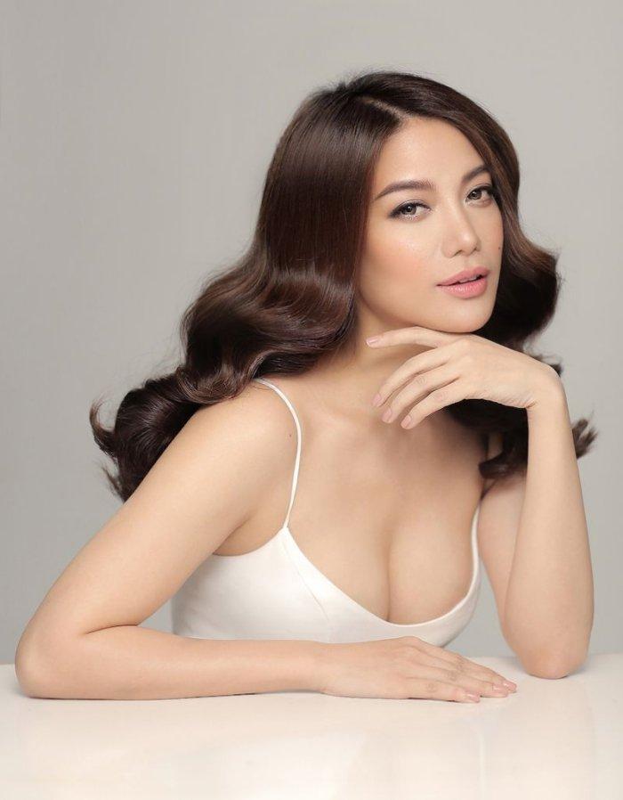 Nhung my nhan 'gai mot con' sexy nhat showbiz Viet hinh anh 5