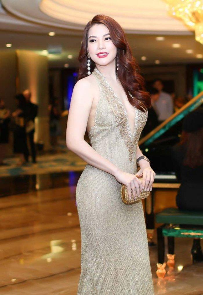 Nhung my nhan 'gai mot con' sexy nhat showbiz Viet hinh anh 6