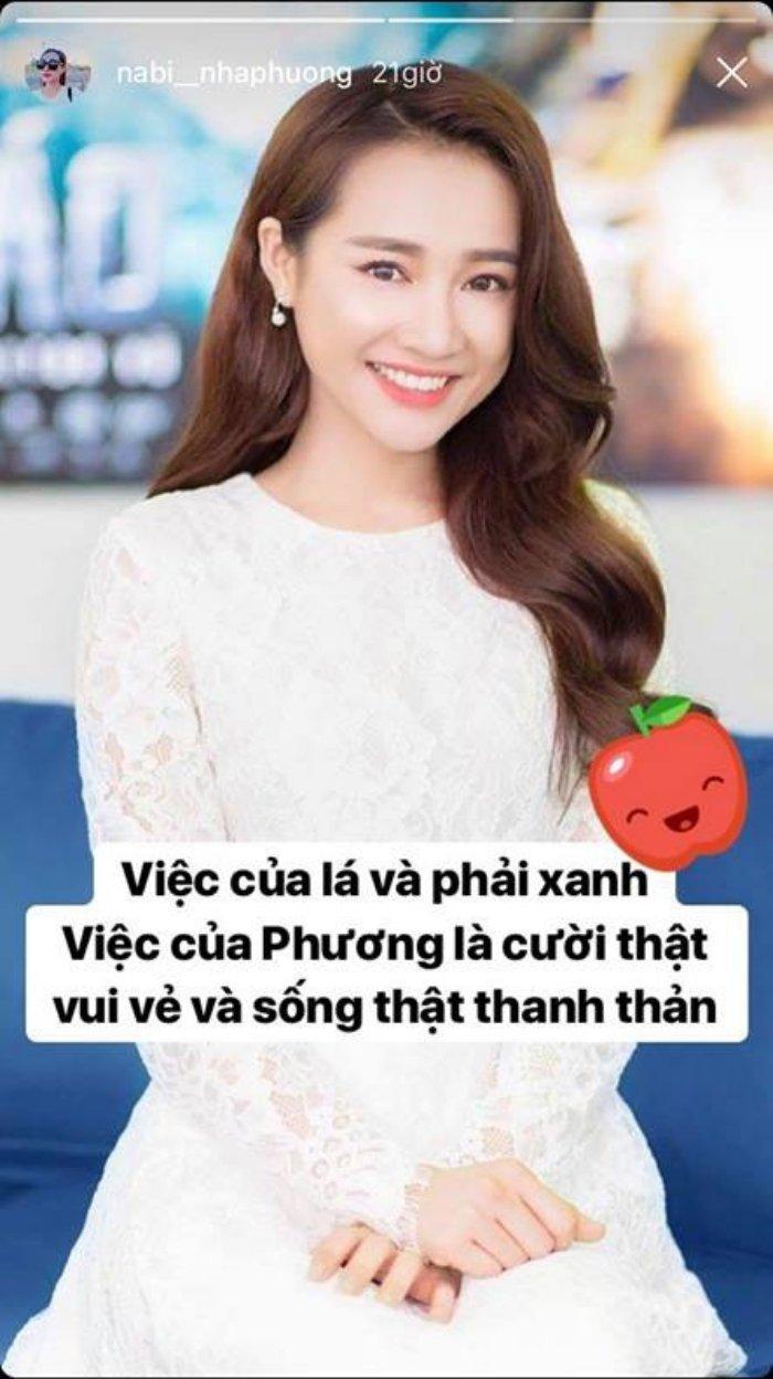 Thuc hu chuyen Nha Phuong dap tra on ao Nam Em ke chuyen yeu Truong Giang hinh anh 2