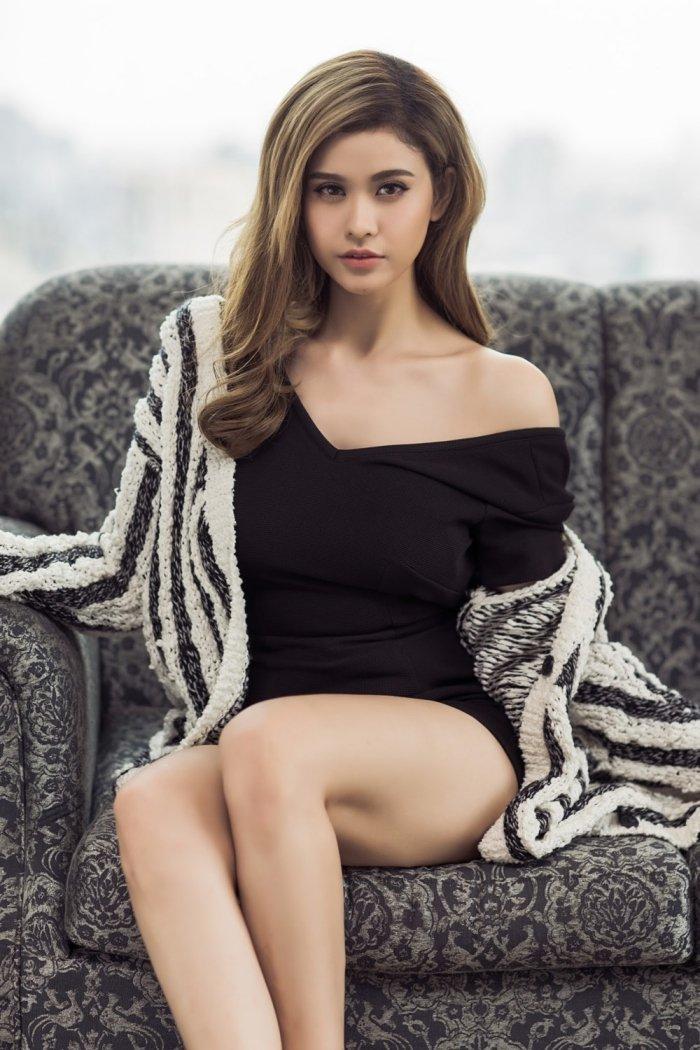 Nhung my nhan 'gai mot con' sexy nhat showbiz Viet hinh anh 12