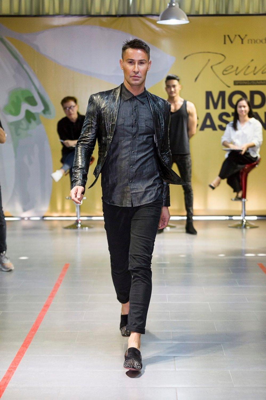 Adam Williams khen ngoi, vi Thieu Lan nhu ban sao sieu mau Thanh Hang hinh anh 1