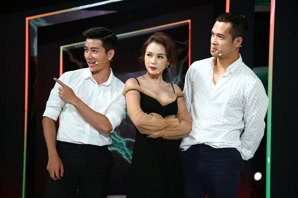 Mac tin don tinh ai voi Nam Em, Truong Giang vo tu om eo vo Tran Thanh hinh anh 8