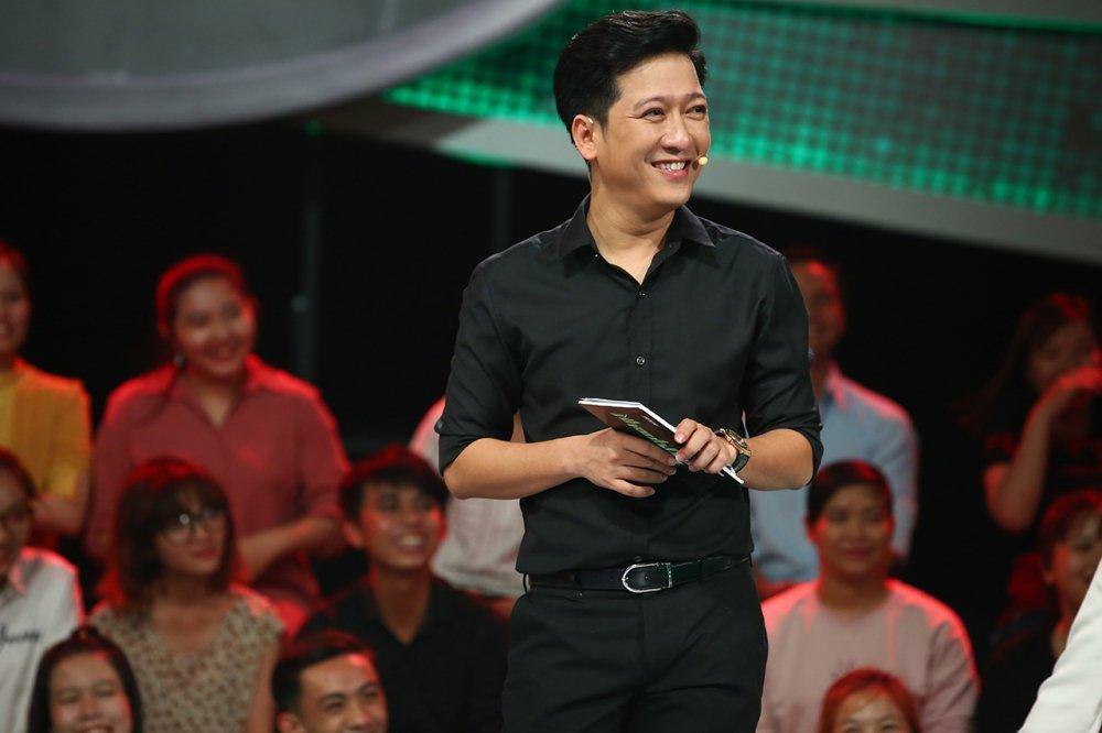 Mac tin don tinh ai voi Nam Em, Truong Giang vo tu om eo vo Tran Thanh hinh anh 2