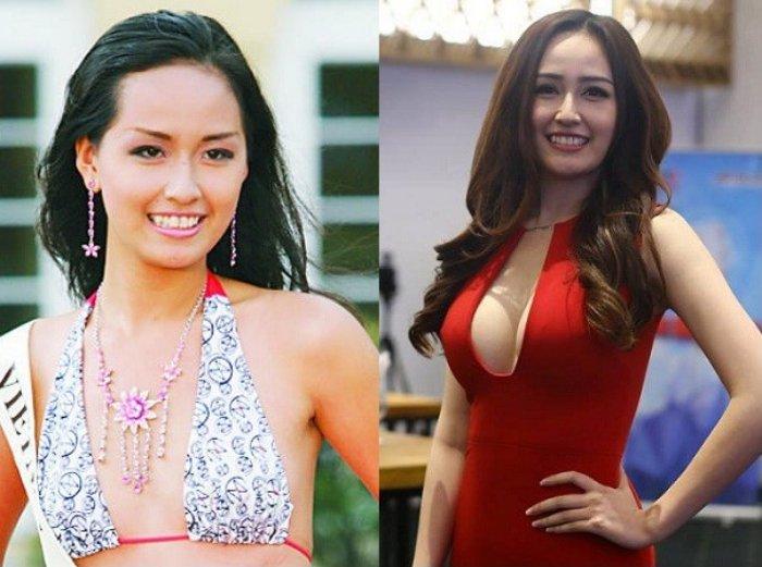 Mai Phuong Thuy, Ky Duyen, Chi Pu vuong nghi van bom nguc hinh anh 2