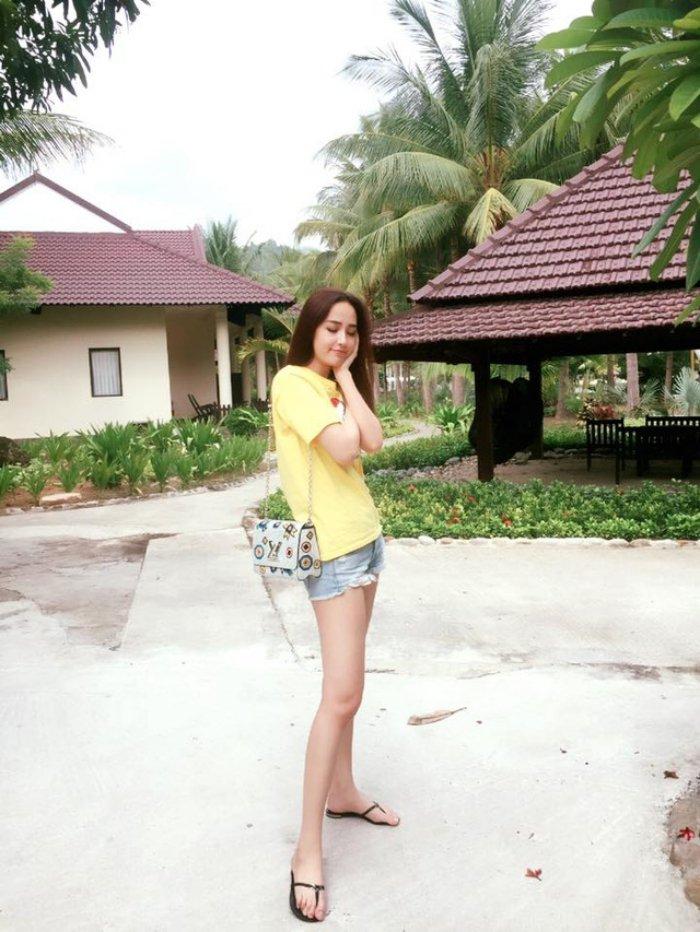 Nhan sac doi thuong khac han ve long lay, sexy cua Mai Phuong Thuy hinh anh 8