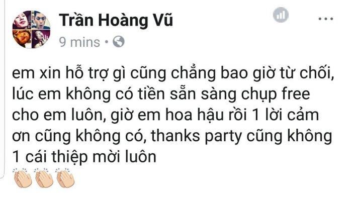 Huong Giang Idol bi 'to' vo on hau dang quang Hoa hau Chuyen gioi? hinh anh 1