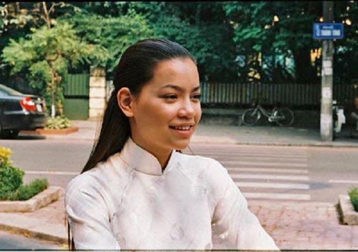 Lieu Kim Ly co nhan ra Ho Ngoc Ha khi xem nhung buc anh nay? hinh anh 4