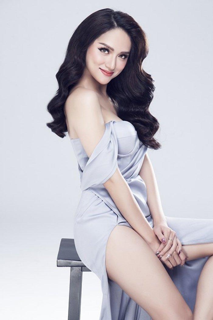 Huong Giang Idol bi 'to' vo on hau dang quang Hoa hau Chuyen gioi? hinh anh 4