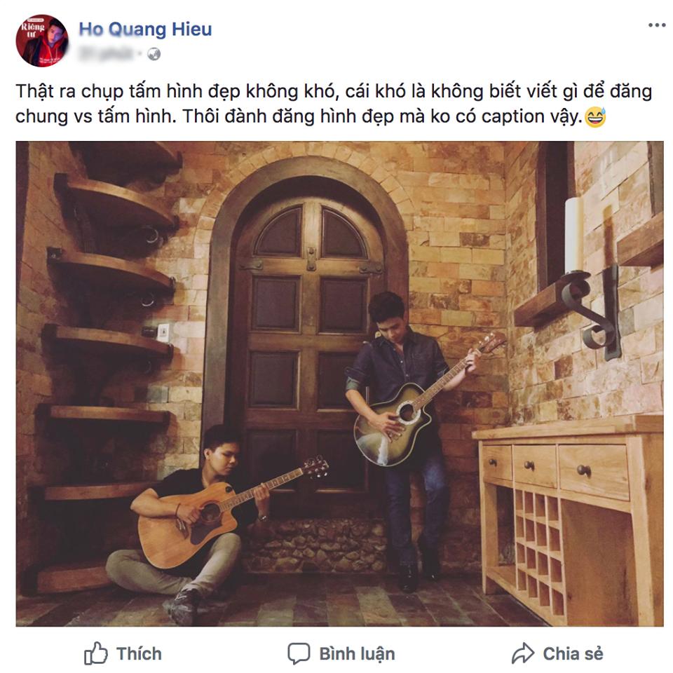 Giua tin don Bao Anh yeu thu mon Bui Tien Dung, Ho Quang Hieu co phan ung ra sao? hinh anh 1
