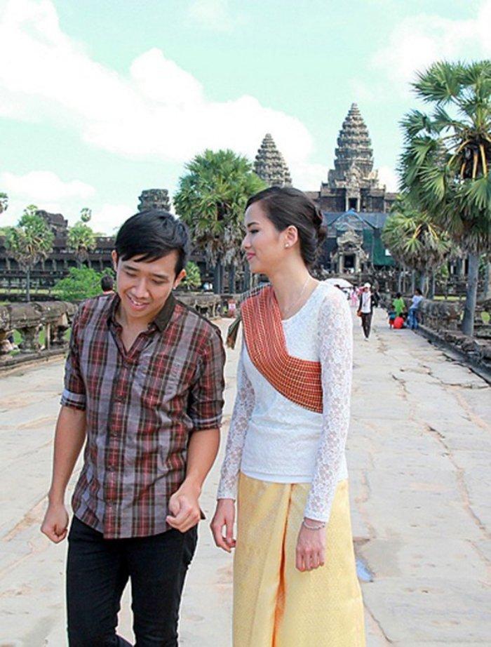 Khong thua kem Truong Giang, Tran Thanh co dan 'nguoi tinh' man anh day nong bong hinh anh 1