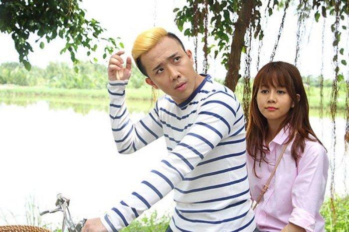 Khong thua kem Truong Giang, Tran Thanh co dan 'nguoi tinh' man anh day nong bong hinh anh 17