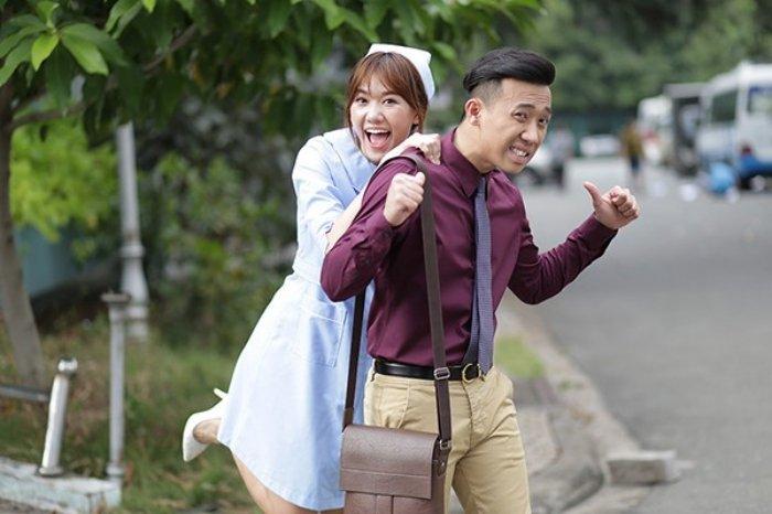 Khong thua kem Truong Giang, Tran Thanh co dan 'nguoi tinh' man anh day nong bong hinh anh 7