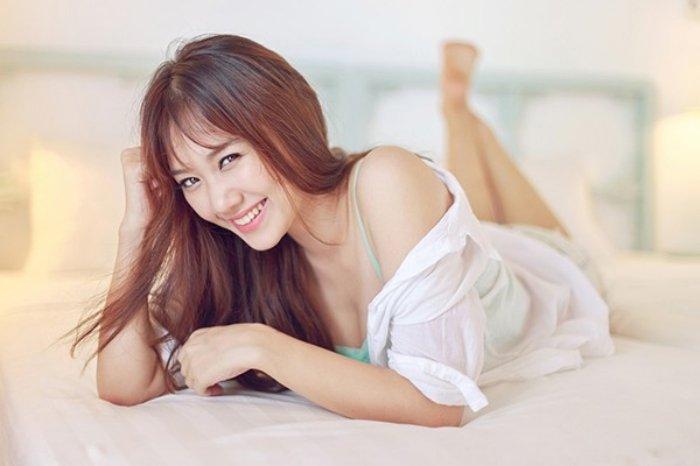 Khong thua kem Truong Giang, Tran Thanh co dan 'nguoi tinh' man anh day nong bong hinh anh 9